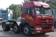 解放前四后四平头柴油牵引车294马力(CA4227P1K15T3E4A80)