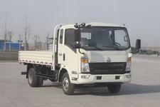 豪沃国四单桥货车143马力2吨(ZZ1047F341BD145)