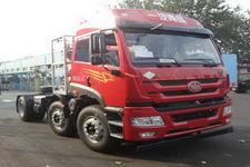解放前四后四平头天然气牵引车299马力(CA4228P1K15T3NE5A80)