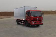 东风特商国四单桥厢式运输车160-173马力5-10吨(EQ5160XXYF3)