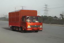 东风商用车国四单桥仓栅式运输车120马力5吨以下(DFH5040CCYBX4A)