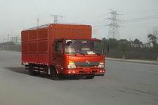 东风牌DFH5040CCYBX4A型仓栅式运输车