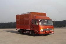 东风牌DFH5040CCYBX4A型仓栅式运输车图片