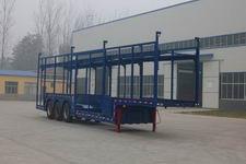 华鲁业兴14.5米12.7吨3轴乘用车辆运输半挂车(HYX9201TCC)