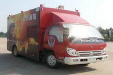 南马牌NM5050XXFXC05型宣传消防车图片