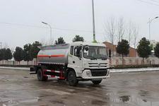 (8吨)东风特商153腐蚀性液体运输车