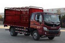 铂骏牌LFJ5085CCYPCG1型仓栅式运输车图片