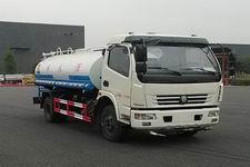 国五东风多利卡8吨洒水车