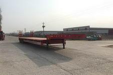 新宏东15米31吨6轴低平板半挂车(LHD9400TDPXZ)