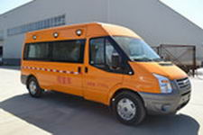 安龙牌BJK5042XJA型稽查车图片