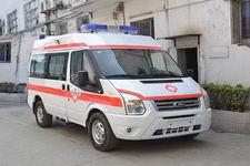 北地牌ND5040XJH-M5型救护车图片