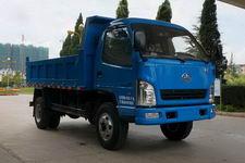 解放牌CA2040K7L2E5型越野自卸汽車