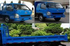 解放牌CA2040K7L2E5型越野自卸汽车图片