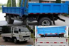 解放牌CA2040K7L2E5型越野自卸汽車圖片