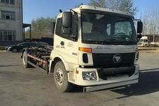 欧曼牌BJ5163ZXX-AB型车厢可卸式垃圾车