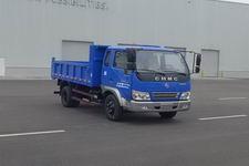 南骏牌CNJ2040ZEP31M型越野自卸汽车