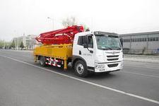蓬莱牌PG5160THB型混凝土泵车