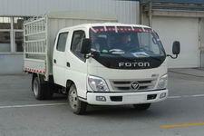 福田牌BJ2031Y3AL0-A2型越野仓栅式运输车图片