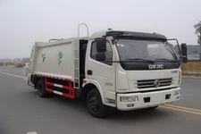 江特牌JDF5080ZYSE5型压缩式垃圾车