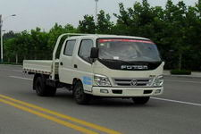 福田牌BJ2031Y3AL0-A1型两用燃料越野载货汽车图片