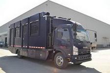 安龙牌BJK5090XZJ型治安检查车图片