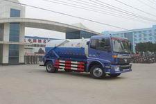 福田重型吸污车