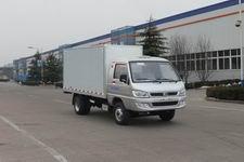 时代汽车国五单桥厢式运输车86-112马力5吨以下(BJ5036XXY-AB)