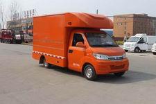 程力威牌CLW5021XSHQ5型售货车