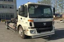 欧曼牌BJ5163ZXX-AA型车厢可卸式垃圾车