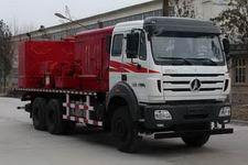 华油牌HTZ5221TYL700型压裂车