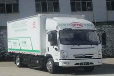 比亚迪牌BYD5110XXYBEV型纯电动厢式运输车图片
