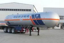 神狐12.5米26吨3轴液化气体运输半挂车(HLQ9404GYQ)