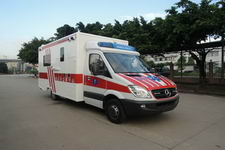 广客牌GTZ5050XJH型救护车