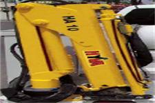黄海牌DD5030JSQ型随车起重运输车图片