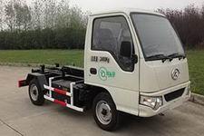 同心牌TX5021ZXXEV型纯电动车厢可卸式垃圾车