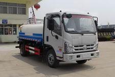 国五福田5吨洒水车