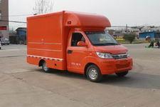 程力威牌CLW5022XSHQ5型售货车