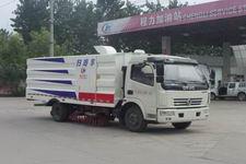 程力威牌CLW5081TSLD5型扫路车