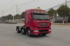 大运前四后四危险品运输半挂牵引车480马力(CGC4255D44BA)