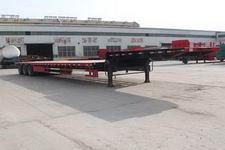 亚中车辆15米31.3吨6轴低平板半挂车(WPZ9401TDP)
