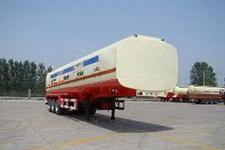 通亚达牌CTY9407GHY型化工液体运输半挂车图片