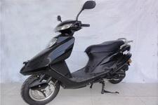 豪门公主HG125T-10C型两轮摩托车
