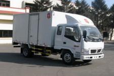 金杯国四单桥厢式运输车99-107马力5吨以下(SY5044XXYBQ-Z1)