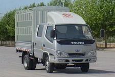 唐骏汽车国四单桥仓栅式运输车82-88马力5吨以下(ZB5040CCYBSC3F)