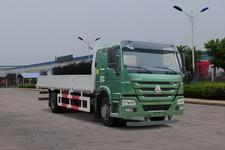 豪沃单桥货车269马力8吨(ZZ1167M4617D1)
