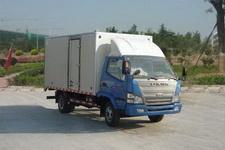唐骏汽车国四单桥厢式运输车82-95马力5吨以下(ZB5042XXYLDD6F)