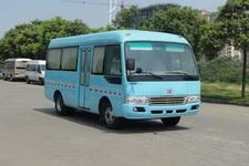江铃牌JX5050XLJVDF型旅居车