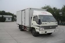 2吨 宽体单排箱货 4.2米