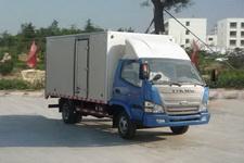 唐骏汽车国四单桥厢式运输车88-95马力5吨以下(ZB5043XXYLDD6F)