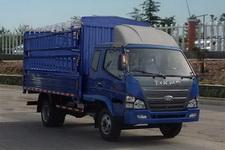 唐骏汽车国四单桥仓栅式运输车88-95马力5吨以下(ZB5043CCYLPD6F)